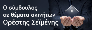Ο σύμβουλος των ιδιοκτητών ακινήτων Ορέστης Σεϊμένης